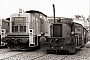 """Deutz 57912 - DB """"323 332-7"""" 28.09.1991 - Köln-Gremberg, BahnbetriebswerkMalte Werning"""