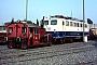 """Deutz 57912 - DB """"323 332-7"""" 21.09.1991 - Köln-Gremberg, BahnbetriebswerkFrank Glaubitz"""