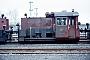 """Deutz 57912 - DB """"323 332-7"""" 11.12.1985 - Bremen, AusbesserungswerkNorbert Lippek"""