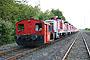 """Deutz 57919 - Railion """"3"""" 09.08.2004 - Köln-Vingst, Übergabebf. zur Deutzer HafenbahnPatrick Paulsen"""