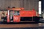 """Deutz 57919 - DB Cargo """"3"""" 04.11.2001 - Hagen-Eckesey, BahnbetriebswerkStephan Münnich"""