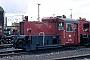 """Deutz 57919 - DB """"323 339-2"""" 05.05.1987 - Hamm, BahnbetriebswerkJoachim Reinhard"""