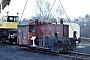 """Deutz 57920 - DB """"323 340-0"""" 03.03.1984 - Rotenburg (Wümme)Norbert Lippek"""