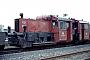 """Deutz 57921 - DB """"323 341-8"""" 13.11.1985 - Bremen, AusbesserungswerkNorbert Lippek"""