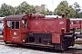 """Deutz 57923 - DB """"323 343-4"""" 25.07.1982 - Augsburg, BahnbetriebswerkRolf Köstner"""