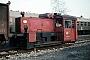 "Deutz 57923 - DB ""323 343-4"" 25.04.1984 - Augsburg, BahnbetriebswerkBenedikt Dohmen"