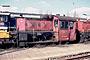 """Deutz 57928 - DB """"323 348-3"""" 22.03.1997 - Krefeld, BahnbetriebswerkPatrick Paulsen"""