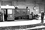 "Deutz 57931 - DB ""323 351-7"" __.__.1977 - Marbach, BahnhofAndy Wurster"