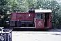 """Deutz 57933 - DB """"323 353-3"""" 11.07.1990 - Bremen, AusbesserungswerkNorbert Lippek"""