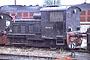 """DWK 640 - DR """"310 849-5"""" __.__.1992 - Neubrandenburg, Bahnbetriebswerk Markus Lohneisen"""