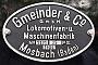 """Gmeinder 1171 - MKB """"Kö 0128"""" 08.09.2019 - Berlin-SchönowWolfgang Rudolph"""