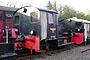 """Gmeinder 1619 - EFW """"Kö 0258"""" 19.05.2004 - Walburg, BahnhofBernd Piplack"""