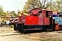 Gmeinder 1626 - IG Altlandsberger Eisenbahn 21.04.2000 - NeuenhagenThomas Rose