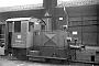 """Gmeinder 1627 - DB """"311 266-1"""" __.10.1973 - Dieringhausen, BahnbetriebswerkKlaus Görs"""