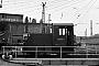 """Gmeinder 2003 - DR """"100 075-1"""" 07.09.1977 - Magdeburg, Bahnbetriebswerk Magdeburg-BuckauThomas Grubitz (Archiv Stefan Kier)"""