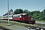 "Gmeinder 4378 - DB ""329 501-1"" 21.06.1983 - Wangerooge BahnhofNorbert Lippek"