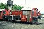"Gmeinder 4665 - DB ""324 033-0"" 20.03.1980 - Bestwig, BahnbetriebswerkMathias Lauter"