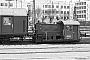 "Gmeinder 4668 - HDS ""Köf 6119"" 18.03.2018 - München, Bahnhof Ostbahnhof AutoverladungJens Bolduan"
