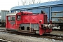 "Gmeinder 4671 - BE ""D11"" 06.02.1994 - Nordhorn, BahnhofAndreas Kabelitz"