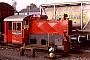 """Gmeinder 4671 - BE """"D11"""" 27.10.1989 - Nordhorn, BahnhofRolf Köstner"""