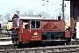 """Gmeinder 4678 - DB """"322 175-1"""" 25.04.1984 - Nürnberg, Bahnbetriebswerk Nürnberg RbfNorbert Lippek"""