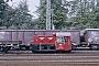 """Gmeinder 4681 - DB """"323 073-7"""" 22.08.1986 - Hameln, BahnhofChristoph Beyer"""