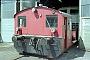 """Gmeinder 4688 - DB """"322 172-8"""" 03.08.1984 - Nürnberg, Bahnbetriebswerk RangierbahnhofNorbert Schmitz"""