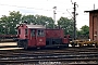 """Gmeinder 4688 - DB """"322 172-8"""" 24.06.1985 - Nürnberg, Bahnbetriebswerk 2Ulrich Neumann"""