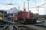 "Gmeinder 4688 - DB ""322 172-8"" 09.05.1986 - Nürnberg, Bahnbetriebswerk 2Dieter Spillner"