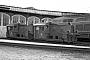 "Gmeinder 4688 - DB ""322 172-8"" 15.06.1985 - Nürnberg, Bahnbetriebswerk 2Dieter Spillner"