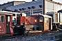 """Gmeinder 4691 - DB """"323 075-2"""" 13.01.1988 - Bremen, AusbesserungswerkNorbert Lippek"""