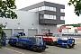 """Gmeinder 4691 - Voith """"98 80 3323 075-2 D-DWK"""" 13.08.2017 - Kiel-Wik, NordhafenTomke Scheel"""