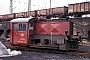 "Gmeinder 4777 - DB ""323 490-3"" 02.05.1979 - Wuppertal-Langerfeld, BahnbetriebswerkMartin Welzel"