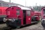 """Gmeinder 4780 - DB Regio """"322 179-3"""" 02.12.2003 - Mainz, BahnbetriebswerkBernd Piplack"""