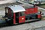 "Gmeinder 4780 - DB AG ""322 179-3"" __.__.199x - Mainz, Bahnbetriebswerk Michael Ruge"