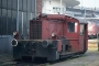 "Gmeinder 4780 - DB AG ""322 179-3"" 13.10.1996 - Mainz, BahnbetriebswerkAndreas Burow"