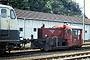 """Gmeinder 4782 - DB """"324 017-3"""" 13.09.1990 - Au (Sieg), BahnhofFrank Becher"""