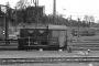 """Gmeinder 4782 - DB """"Köf 6153"""" Sommer1967 - Aachen, HauptbahnhofRolf Siedler (Archiv Guido Rademacher)"""