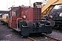 """Gmeinder 4782 - DB """"324 017-3"""" 10.03.1978 - Aachen, Bahnhof Aachen-WestMartin Welzel"""