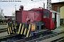"Gmeinder 4787 - DB ""713.90.00"" 22.04.1987 - Nürnberg, Bahnbetriebswerk Nürnberg RbfNorbert Schmitz"