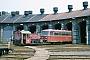 "Gmeinder 4791 - DB ""323 077-8"" 03.07.1987 - Marburg, BahnbetriebswerkChristoph Beyer"