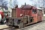 """Gmeinder 4793 - DB """"323 521-5"""" 10.03.1985 - Bremen-Hemelingen, BahnhofRolf Köstner"""