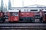 """Gmeinder 4794 - DB """"323 522-3"""" 14.05.1986 - Bremen, AusbesserungswerkNorbert Lippek"""