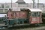 """Gmeinder 4796 - DB """"323 524-9"""" 07.10.1989 - Hannover HauptbahnhofChristoph Beyer"""
