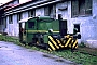 Gmeinder 4803 - SKW Trostberg 05.08.1998 - Trostberg, SKWCarsten Klatt (Archiv Frank Glaubitz)