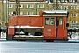 "Gmeinder 4808 - DB ""322 639-6"" 04.01.1985 - Ulm, BahnbetriebswerkMalte Werning"