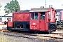 """Gmeinder 4808 - DB """"322 639-6"""" 18.08.1985 - Aulendorf, BahnbetriebswerkDietmar Stresow"""