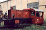 "Gmeinder 4815 - DB ""322 641"" 15.06.1993 - Tübingen, BahnbetriebswerkAndreas Kabelitz"