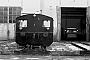 """Gmeinder 4815 - DB """"322 641"""" 28.06.1989 - Tübingen, BahnbetriebswerkMalte Werning"""