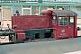 "Gmeinder 4816 - DB ""322 654-5"" 12.07.1983 - Stuttgart, HauptbahnhofNorbert Schmitz"